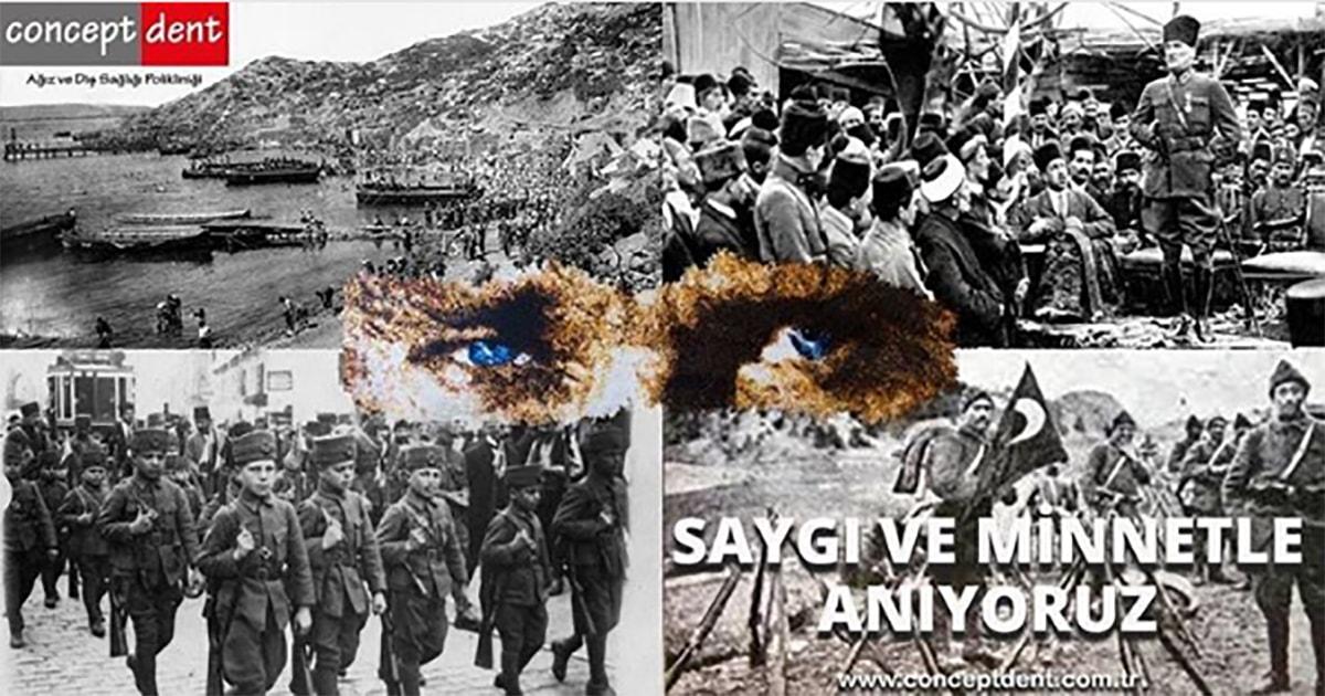 ConceptDent | 18 Mart Çanakkale Zaferi