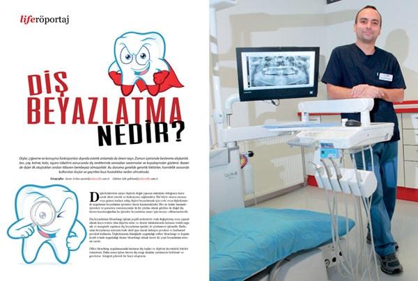 Ankara Life Aralık Röportajı
