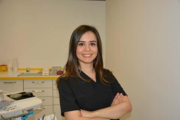 Dr.Dt. Gökçe Kılıç | ConceptDent Ağız ve Diş Sağlığı Polikliniği